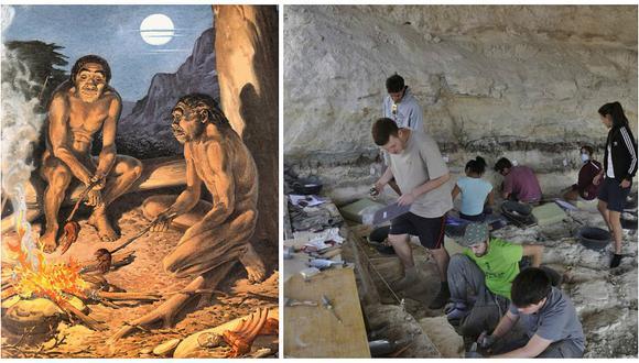 España: Hallan restos de actividad humana de hace 1,4 millones de años