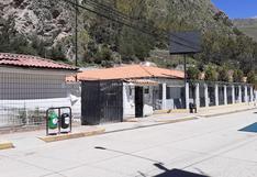 Joven universitaria acude a reunión y acaba muerta dentro del patio del Hospital de Huancavelica