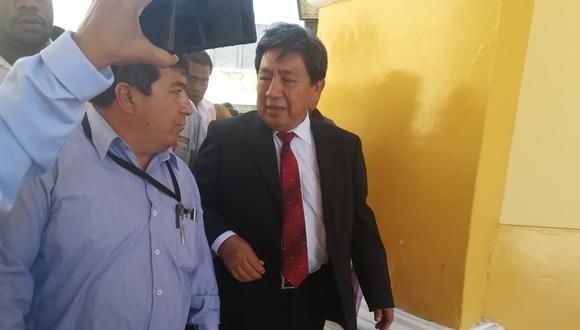 Solicitan la vacancia del rector Magallanes de la UNICA por causal de nepotismo.