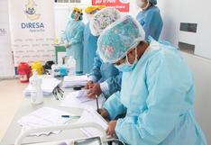 200 servidores de salud se niegan a vacunarse contra el COVID-19 en Ayacucho