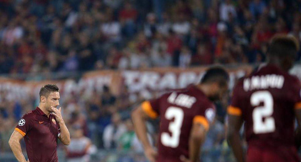 Champions League: Bayern Munich aplastó 7-1 a la Roma