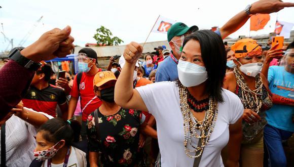 Candidata de Fuerza Popular demandó a su contrincante que explique sus planes
