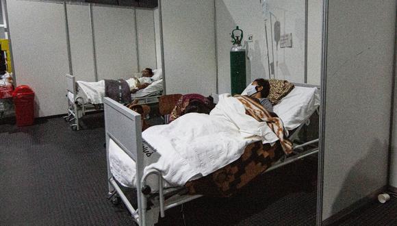 En 10 días no habrá camas para hospitalizar pacientes COVID en Arequipa  Foto: Leonardo Cuito