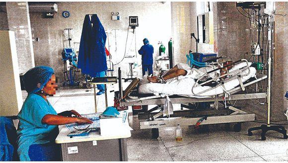 Nueve pacientes se encuentran internados en UCI por el síndrome de Guillain-Barré