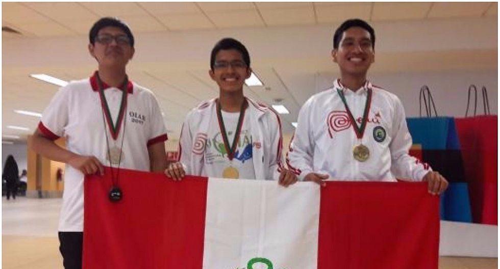Perú se alza con el oro en Olimpiada Iberoamericana de Biología en Portugal