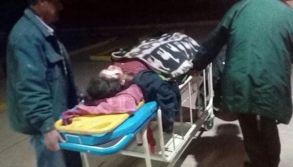 Vehículo vuelca a barranco en Cusco dejando un fallecido