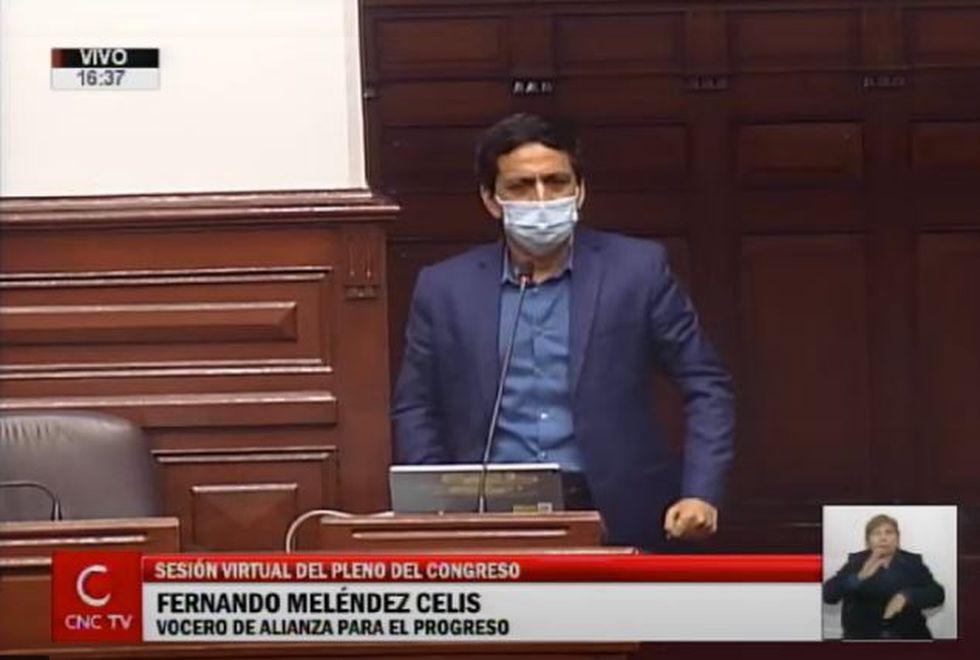 (Captura: Congreso TV)