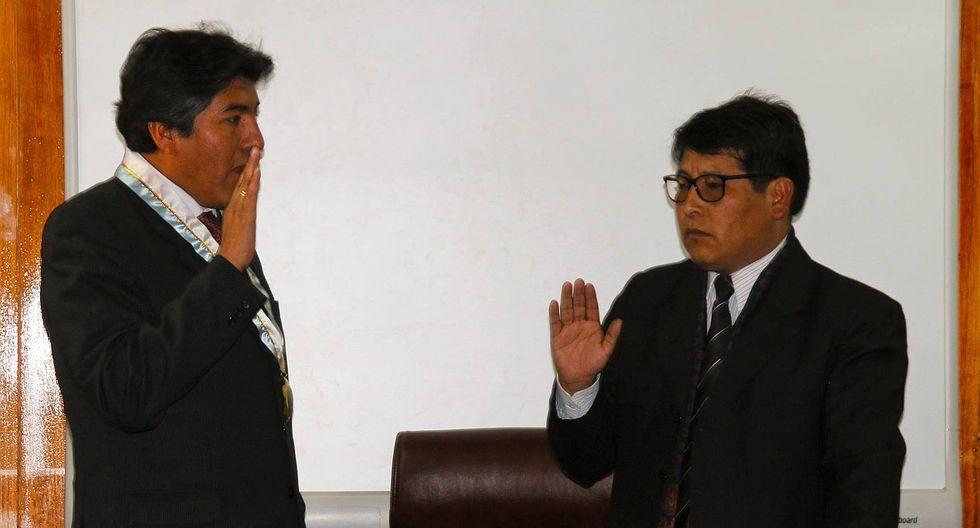 Puno: gerente de Desarrollo Social ascendió a la Gerencia Municipal