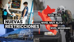 Estas son las nuevas restricciones en Perú por el coronavirus