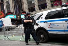Detienen en estación de metro de Times Square a un hombre con un rifle de asalto AK-47