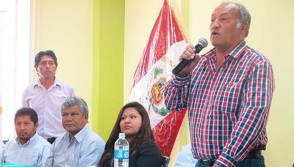 Hoy se lee sentencia completa contra gobernador regional de Moquegua
