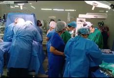 Arequipa: Operación de separación de los siameses Dylan y Neythan fue un éxito (VIDEO)