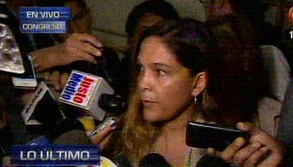 Nadine Heredia: Su ex amiga pide que busquen cuentas en Panamá y Malasia (Video)