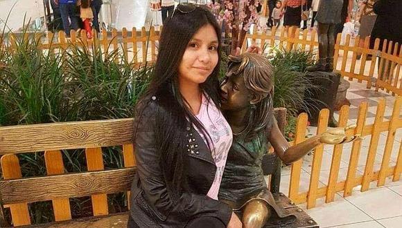 Cajamarquina llega Arequipa para buscar a su hija desaparecida desde el 15 de noviembre