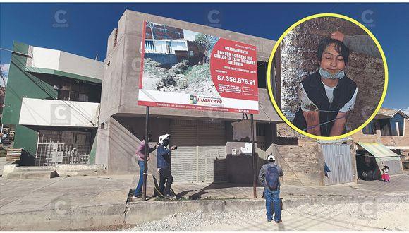 Huancayo: Joven se autosecuestra con ayuda de sus amigos y pide 7 mil a su mamá por el rescate