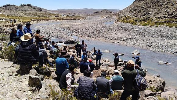 Represa permitiría ampliar la frontera agrícola en 27 mil hectáreas  Foto: Referencial