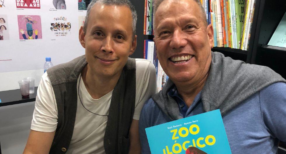 Raúl Romero presenta su primer libro infantil este jueves 12