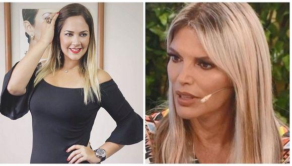 """Jessica Newton le responde a Marina Mora tras decir que """"todo es mediático"""" en el Miss Perú"""
