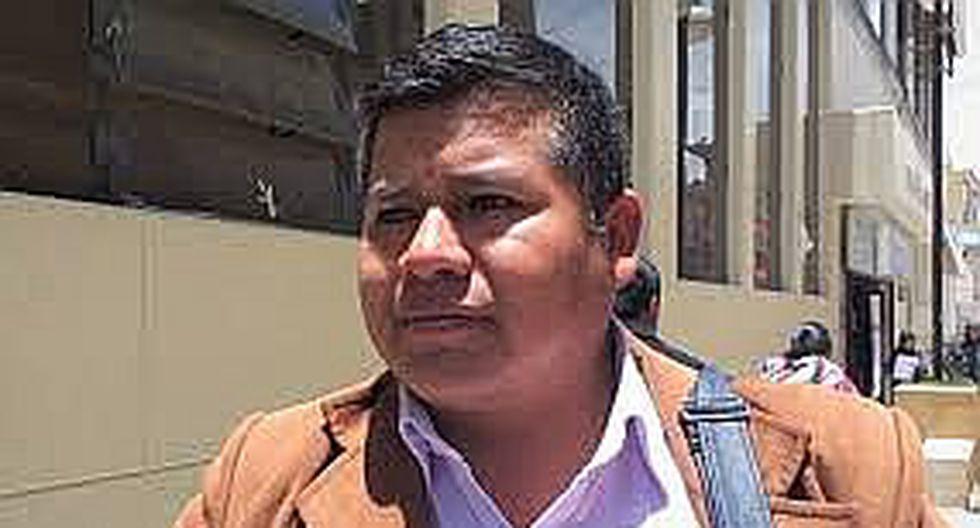 Iván Flores cuestionaría a través del presidente del FOP Amador Núñez