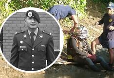 Hallan cuerpo de capitán del Ejército, desaparecido tras caída de helicóptero en Cusco (FOTOS)