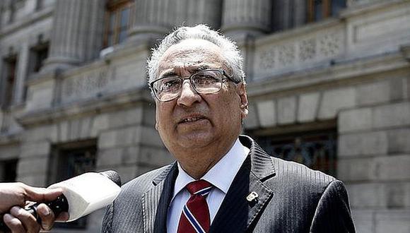 José Luis Lecaros (Foto: Ángela Ponce)
