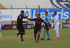 Melgar goleó 3-0 a Atlético Grau y sube en la tabla