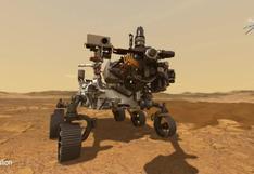 Rocas recogidas por el rover Perseverance serían de origen volcánico