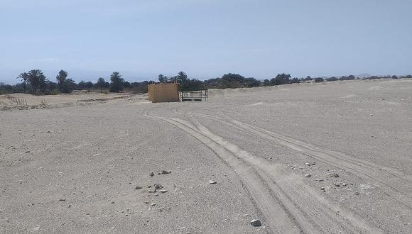 Ica: invaden carreteras vecinales en Ocucaje