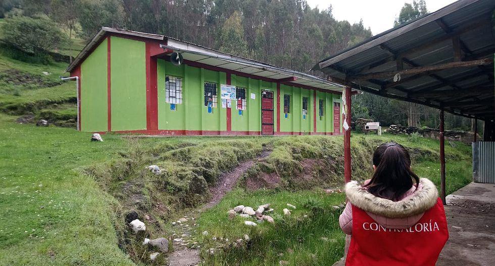 Instituciones educativas de Huancavelica ponen en peligro a escolares