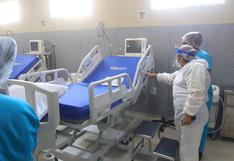 Más de mil camas de hospitalización disponibles en Arequipa