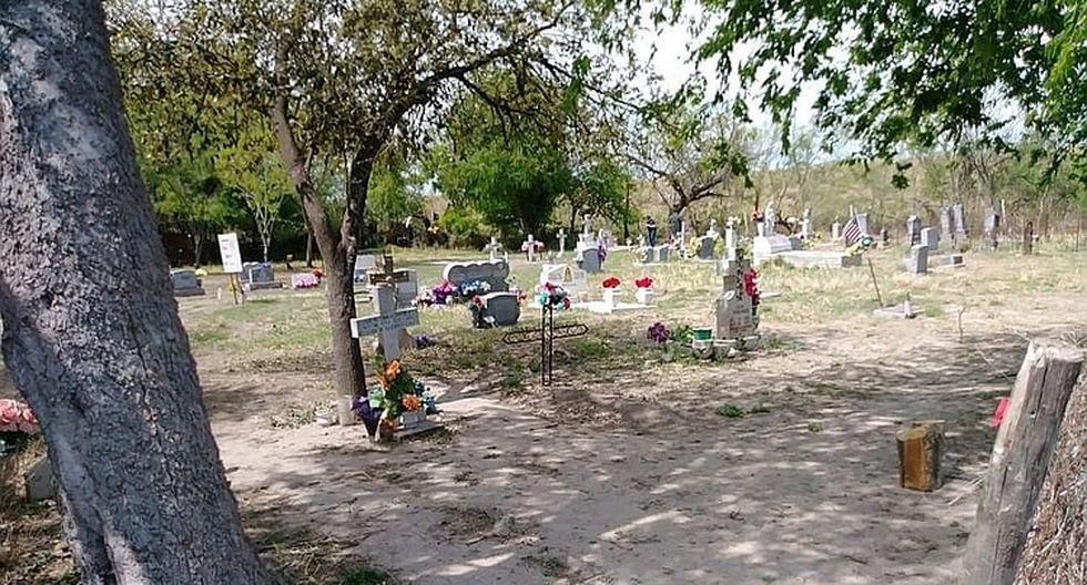 Un antiguo cementerio no va ser demolido por el muro de Donald Trump