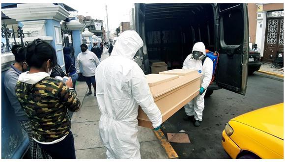También se detectaron 166 nuevos infectados y el número se eleva a los 72,980. (Foto: Lizette Ramírez)