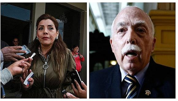 Alejandra Aramayo lamentó renuncia de Carlos Tubino a Fuerza Popular