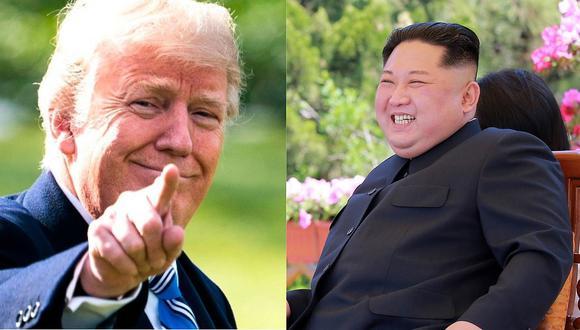 """Donald Trump agradece a Kim Jong-un el """"gesto gentil"""" de cerrar su centro de pruebas nucleares"""