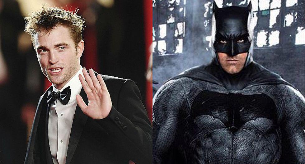 Surgen numerosas peticiones para que Robert Pattinson no sea el nuevo Batman