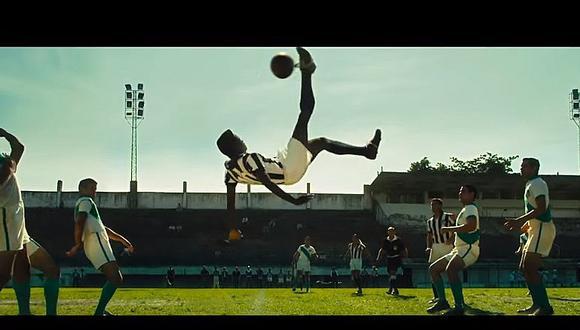 Pelé quiere llegar a la nueva generación con película (VIDEOS)