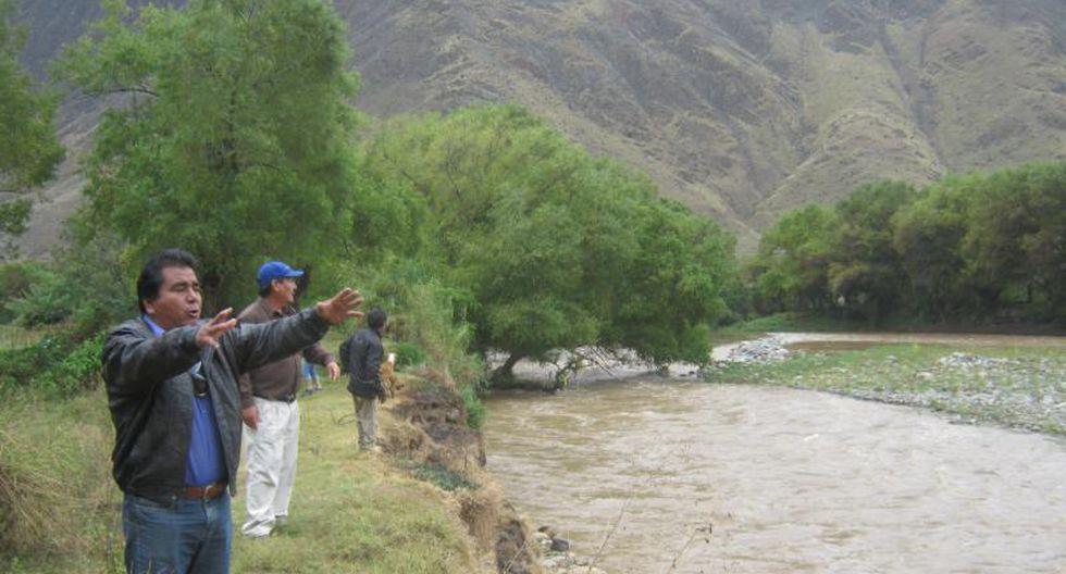 Desvío del río Huallaga atemoriza a pobladores