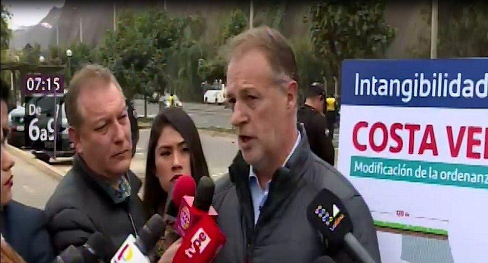 Municipalidad de Lima inspeccionará construcciones en la Costa Verde (VIDEO)
