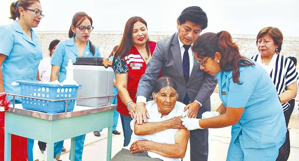 Priorizan vacunación para adultos mayores