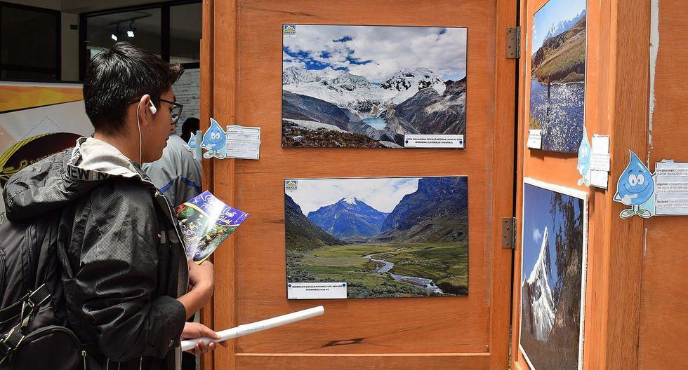 Promueven actividades sobre impacto del cambio climático en los glaciares