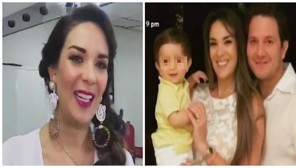Silvia Cornejo confirma que se reconcilió con su pareja tras imágenes con otra mujer (VIDEO)