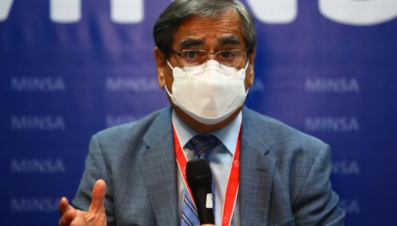 Óscar Ugarte afirma que brindarán todo el apoyo a las investigaciones para que los responsables sean sancionados. (Foto: Archivo de GEC)