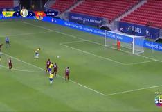 Brasil vs. Venezuela: gol de Neymar para el 2-0 de la 'Canarinha' (VIDEO)