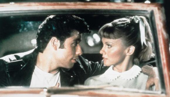 """Travolta y Newton-John unen sus voces 30 años después de """"Grease"""""""