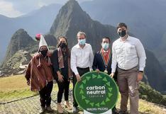 Machu Picchu toma la delantera y es la primera maravilla 'carbono neutral' del mundo (VIDEO)