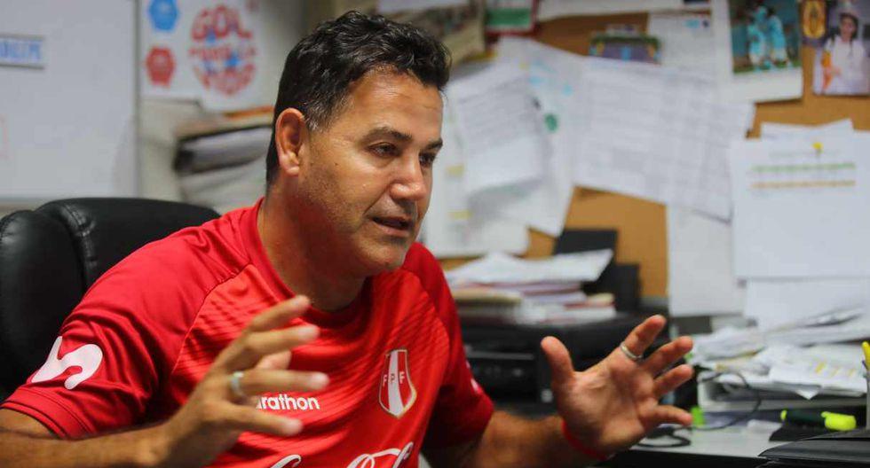 Daniel Ahmed detalla acercamiento con Alianza Lima. (Foto: GEC)