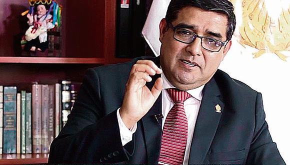 Fiscalía de control interno amenaza a periodistas por audios