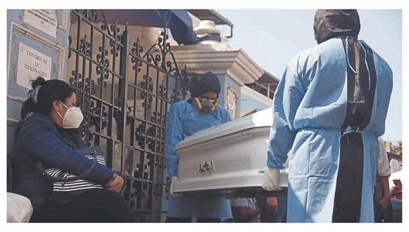 Gerencia de Salud reporta que víctimas mortales llegan a las 4,788 en la región; mientras que 73, 992 se recuperaron del virus. (Foto: Randy Reyes)