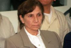 Poder Judicial declara inadmisible el pedido de Elena Iparraguirre para que el entreguen cuerpo de Abimael Guzmán