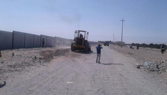 Inician trabajos de la segunda Circunvalación de Tacna